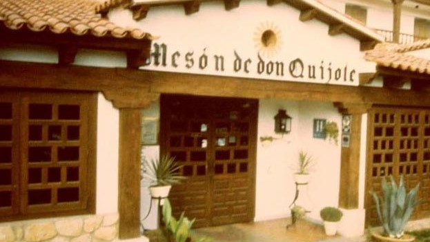 Hotel Mesón Don Quijote